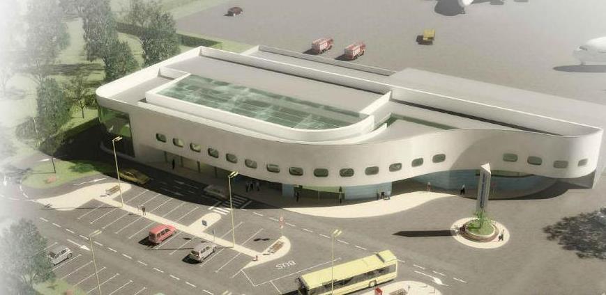 Aerodrom Tuzla traži firmu koja će raditi nadzor na izgradnji atrijuma