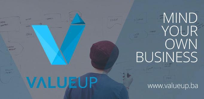 Konferencija ValueUp: Mind Your Own Business