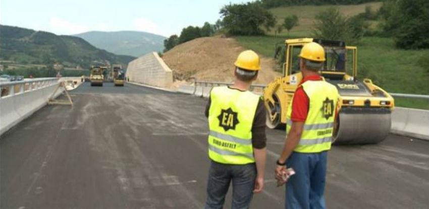 Euro-Asfalt vrši rekonstrukciju ul. Džemala Bijedića, projekt od 6,5 mil. KM