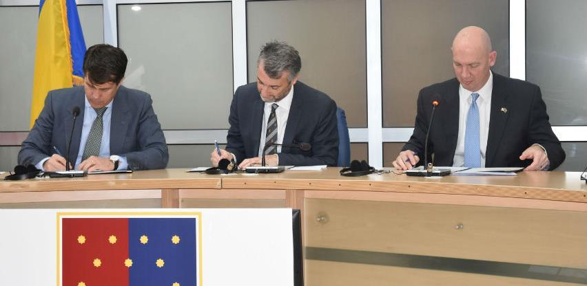 Ozvaničena podrška SAD-a antikoruptivnim aktivnostima Kantona Sarajevo