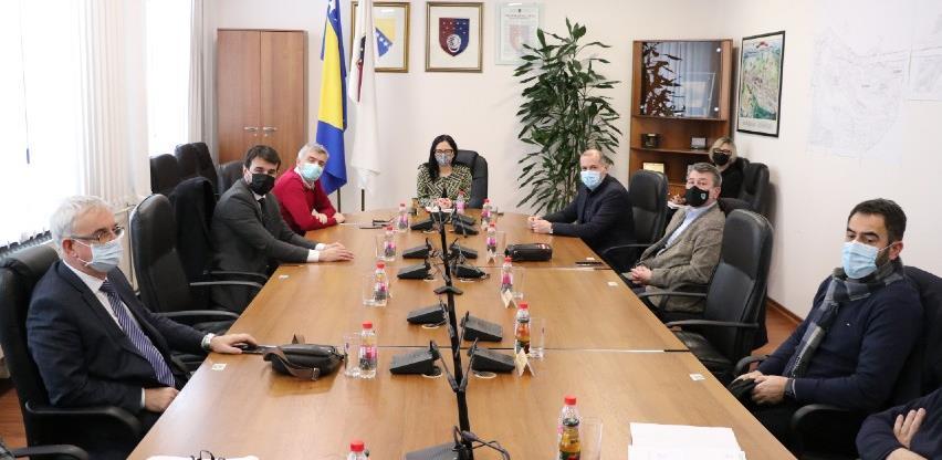 Mandić, Tanović, Muzur i Hadžibajrić potvrdili pristup registru zaposlenih