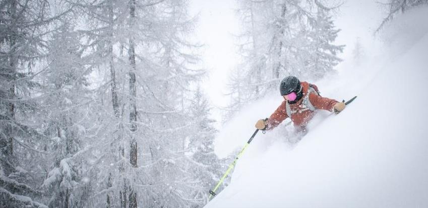 Prvi put: Postavljanje signalizacije na skijalištima u KS