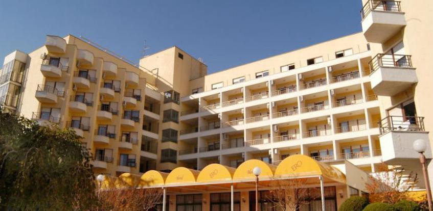 Hotel 'Ero' prestao s radom