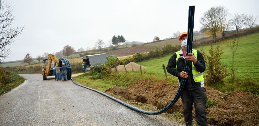 Počela izgradnja vodovoda u Obrovcu