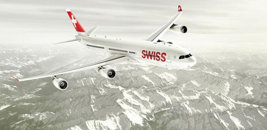 Nakon pet godina pauze, Swiss ponovo uvodi letove za Sarajevo
