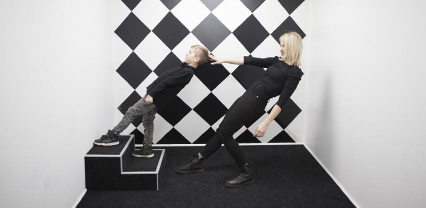 Bosna i Hercegovina dobila prvi Muzej optičkih iluzija (Video)