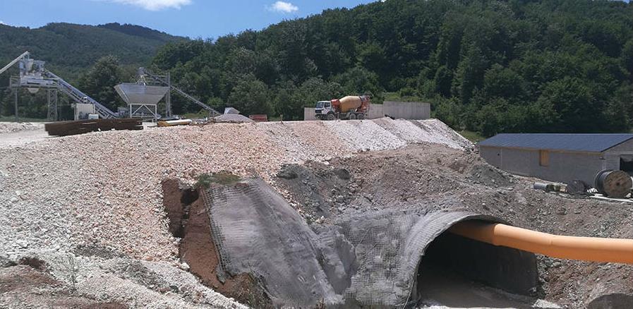 Izgradnja tunela na HE Dabar ulazi u posljednju fazu