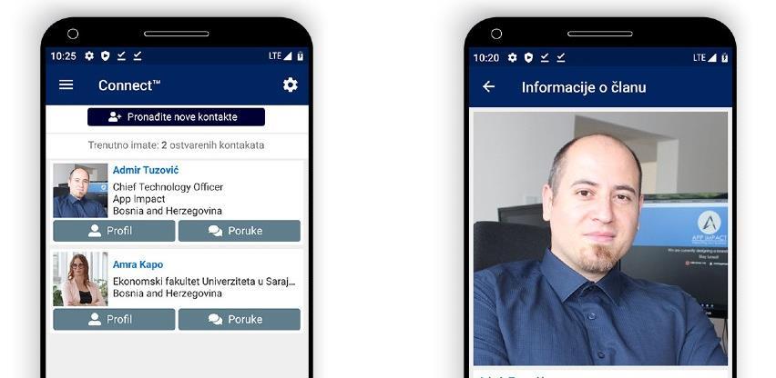 Kompanija App Impact razvila aplikaciju za potrebe Ekonomskog foruma BiH 2020.