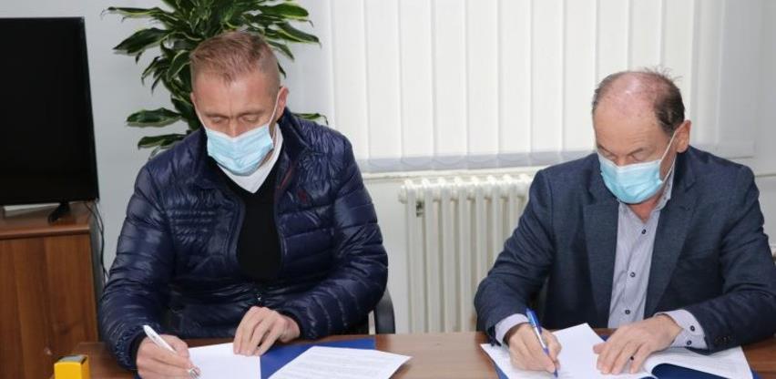 Potpisan ugovor o nabavci i isporuci ogrjeva za boračku populaciju u KS