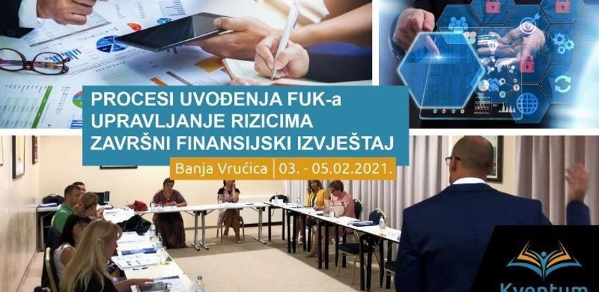 Procesi uvođenja finansijskog upravljanja i kontrole