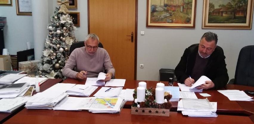 U Kiseljaku počinje regulacija dijela obale rijeke Lepenice