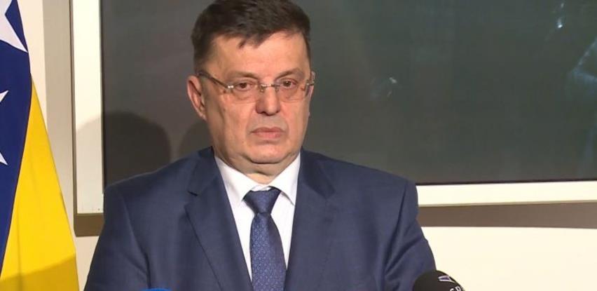 Tegeltija: Kroz EU sistem u aprilu i maju u BiH stiže 515.000 vakcina