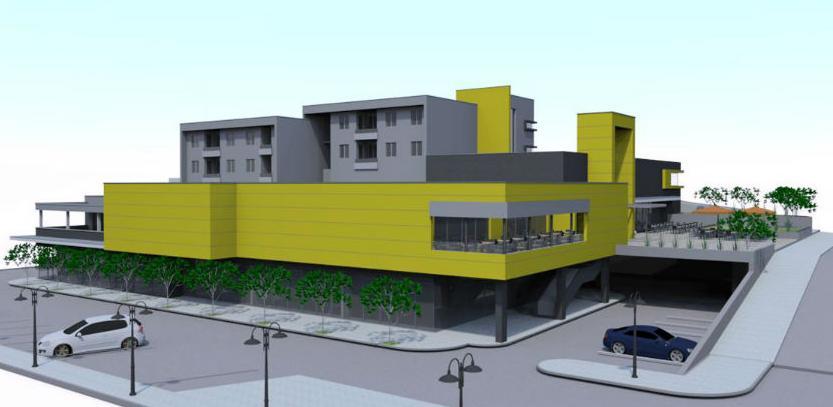 Ljubuški: Hotel Bigeste u posljednjoj fazi gradnje