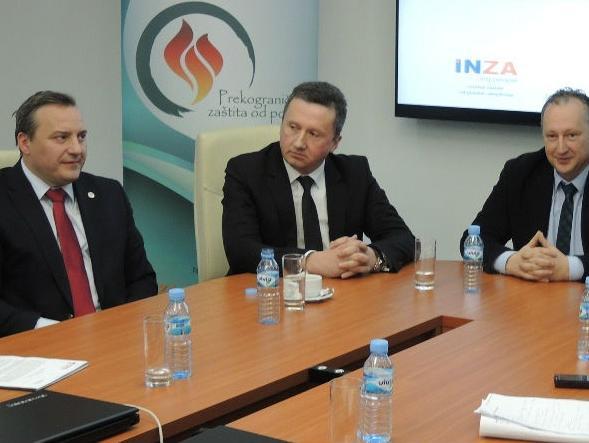 BiH i Crna Gora u prekograničnom projektu zaštite od požara