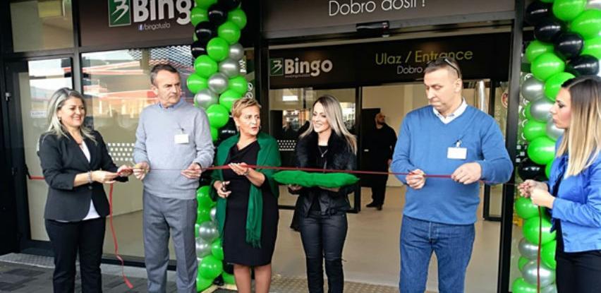 Drugi najveći u BiH: U Živinicama otvoren hipermarket Bingo