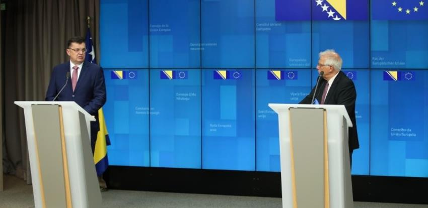 Tegeltija: BiH je spremna u 2021. napraviti dovoljno da dobije kandidatski status