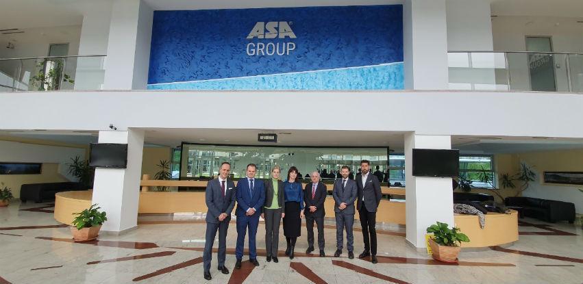 Ambasadorica Austrije u BiH posjetila ASA Prevent grupaciju
