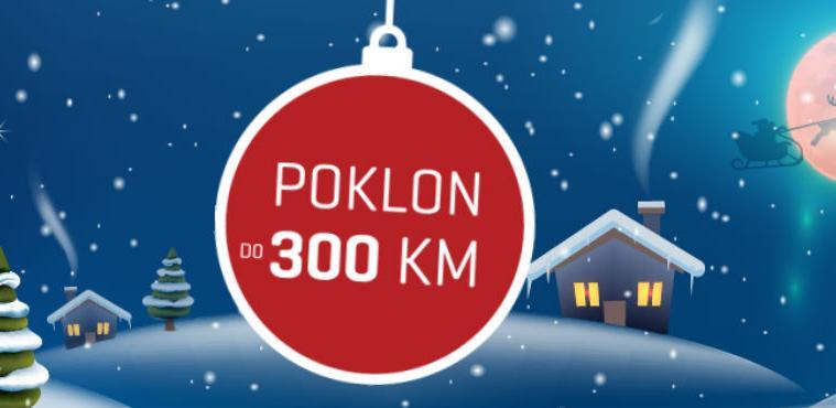 Velika novogodišnja akcija u Blicnetu - Poklon do 300 KM!
