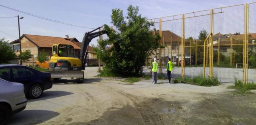 Gradi se novi sportski teren u Starom Gradu