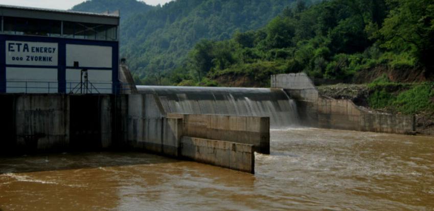 Hidroelektrana na Drinjači vrijedna 6,5 miliona KM puštena u probni rad