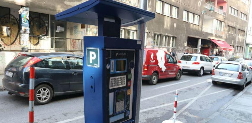 Građani Kantona Sarajevo od sutra plaćaju ulični parking u I i II zoni