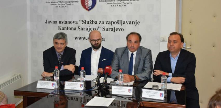 Skoro milion KM za nove podsticajne mjere za zapošljavanje u Sarajevu