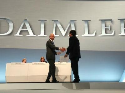 Francuski 35-satni radni tjedan za njemački Daimler je prošlost
