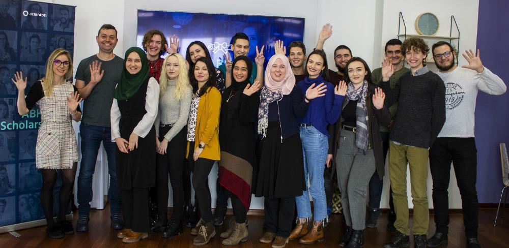 Obilježavanje 20 godina rada: Atlantbh dodijelio 20 stipendija studentima iz BiH