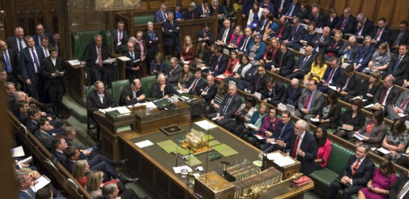 Britanski parlament odbacio prijedlog o Brexitu