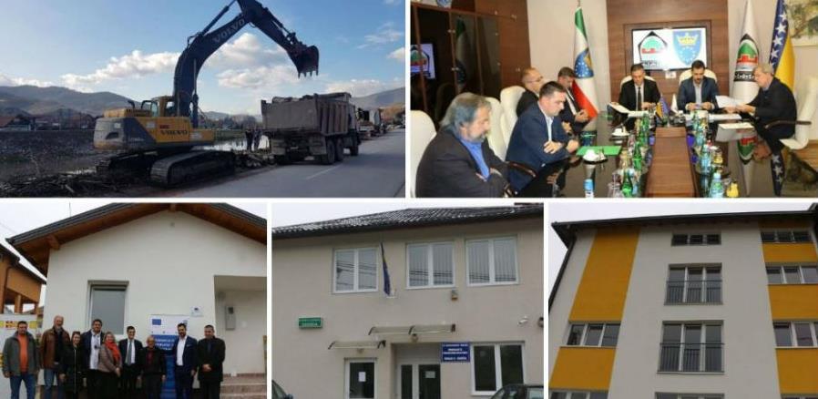 U 2019. godini u Kakanj stiglo 3,6 mil. KM s viših nivoa vlasti i od donatora