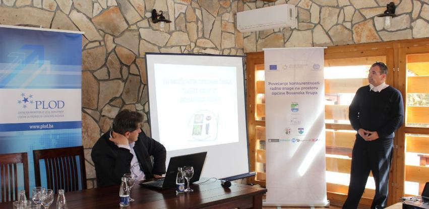 """Održana konferencija """"Partnerstvo za zapošljavanje općine Bosanska Krupa"""""""
