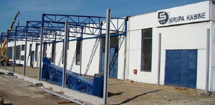 Preduzeće iz Bosanske Krupe proizvelo rekordnih 14.000 kabina