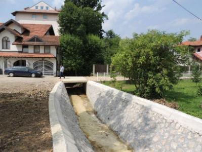Završeni radovi na nekoliko infrastrukturnih projekata u Srebreniku