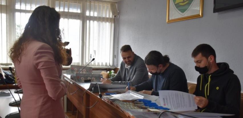 """Grad Goražde i Fondacija """"Mozaik"""" nastavljaju finansirati projekte mladih"""