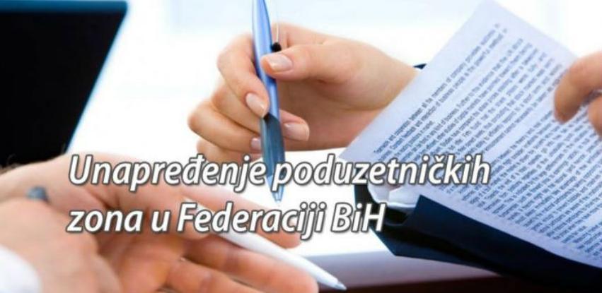 Rezultati natječaja za izgradnju poduzetničkih zona u FBiH