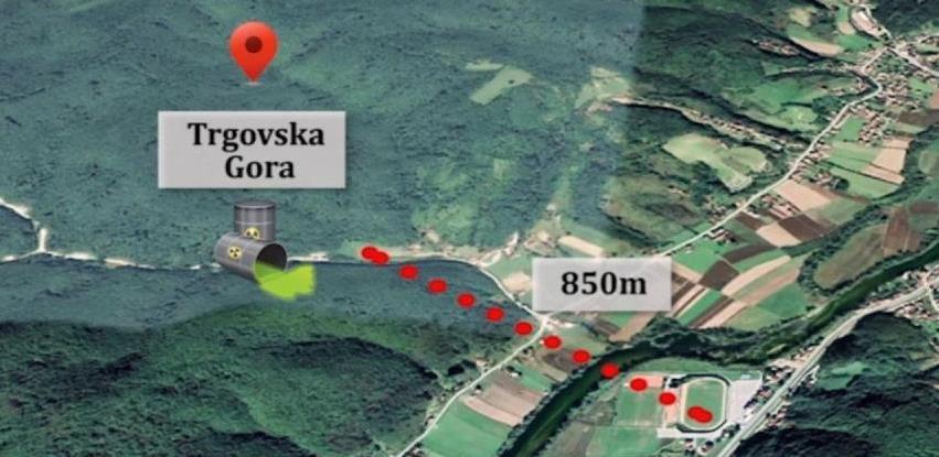 Zadnji voz za BiH ako želi spriječiti odlaganje radioaktivnog otpada u svom dvorištu