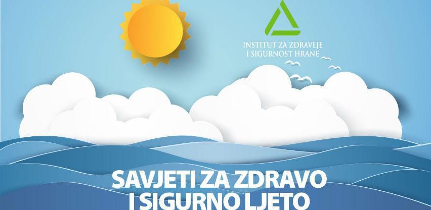 INZ: Savjeti za vaše zdravo i sigurno ljeto