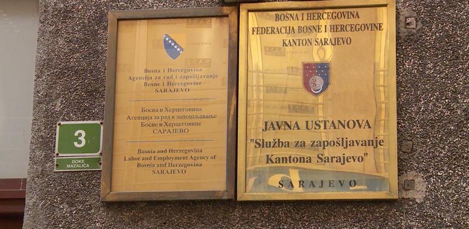 U Sarajevu za 12 dana 542 osobe ostale bez posla, slijedi još 10.000 otkaza