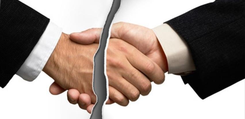 Kompanija 'Uniprom KAP' Podgorica najavila prekid radnog odnosa za 600 radnika