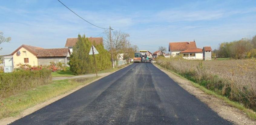 Završetak radova na lokalnoj cesti u Osiječku