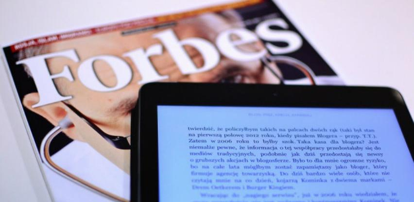 Forbes objavio listu najboljih država za poslovanje, BiH na 98. mjestu