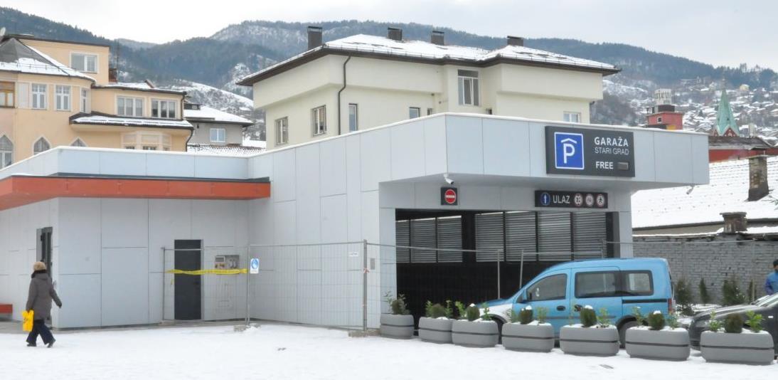 Podzemna garaža i multifunkcionalni trg svečano će biti otvoreni 01. marta