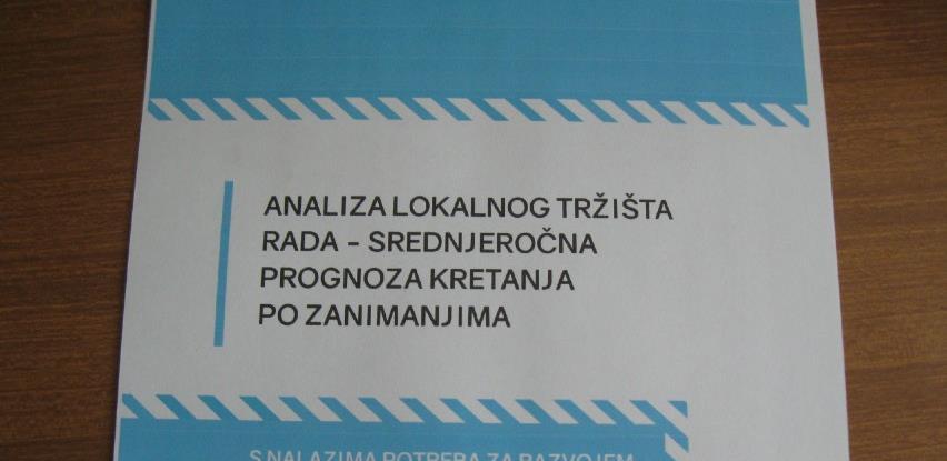 "Privredna komora ZDK predstavila ""Analizu lokalnog tržišta rada"""