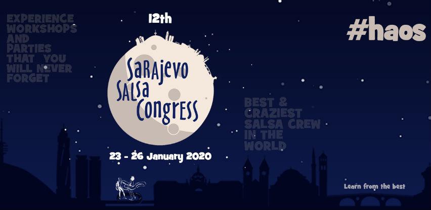 Sarajevo se sprema za još jedan plesni haos - 12. Salsa Kongres