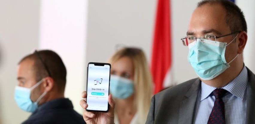 """Hrvatska dobila mobilnu aplikaciju """"Stop COVID-19"""""""
