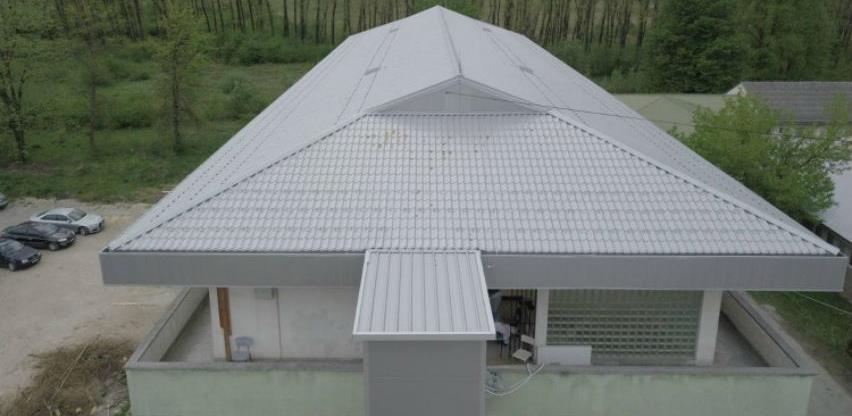 Kantonalna bolnica 'Dr. Irfan Ljubijankić' u Bihaću dobila novi krov