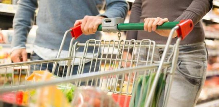 Potrošačke cijene u januaru porasle za 0,3 odsto