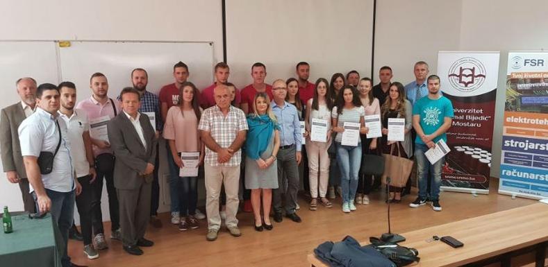 Uz certifikate Ansys mladi bh. inženjeri korak bliže kolegama iz EU