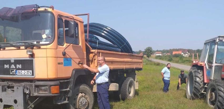 Stiže pitka voda za 30 domaćinstava Ćukala