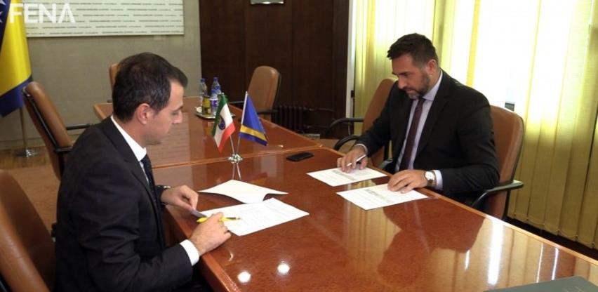 Potpisan sporazum o finansiranju infrastrukturnih projekata obnove u ZDK